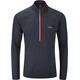 Rab Interval longsleeve Heren zwart